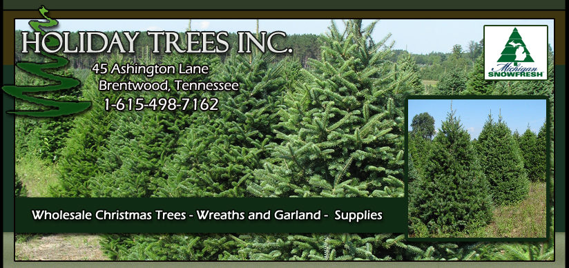 we are a wholesale supplier of fresh holiday greenery including christmas trees wreaths garland and boughs - Christmas Greenery Wholesale